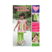 Sew Baby Twirl Top and Pants Pattern