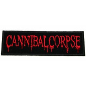 Cannibal Corpse Iron on Patch Great Gift for Men and Women