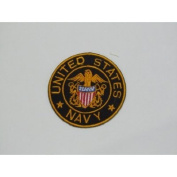 United States Navy Logo Iron on Patch Great Gift for Men and woman by KLB TRADE
