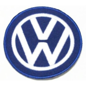 Volkswagen Luxury Car Brand Iron on Patch Great Gift for Men and woman by KLB TRADE