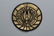 Battlestar Galactica BSG 75 Officer Embroidered PATCH