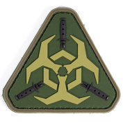 Rebel Tactical RT-OR-BR OUTBREAK RESPONSE Morale Patches