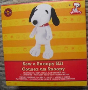 Sew A Snoopy Kit