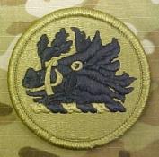 Georgia Army National Guard OCP Multicam Patch