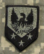 110th Manoeuvre Enhancement Brigade ACU Patch
