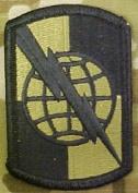 359th Signal Brigade OCP Multicam (TM) Patch