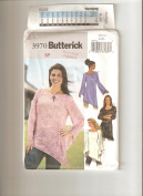 Butterick 3970, Misses' Tunic Tops Sizes
