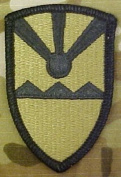 Virgin Islands Army National Guard OCP Multicam (TM) Patch