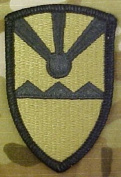 Virgin Islands Army National Guard OCP Multicam (TM) Patch