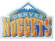 Denver Nuggets Logo Patch