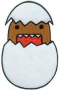 Domo-Kun: Domo Hatching Patch