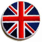LONDON Badge embroidered