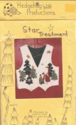 Star Treatment - Christmas Vest Pattern by Cindy Young