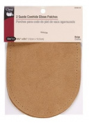 Dritz Suede Elbow Patches Beige