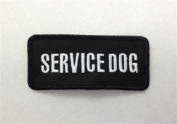 Service Dog 1.5 x 3.5 Small Dog Vest Patch
