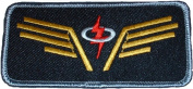 Space Above and Beyond TV Series Angry Angels PATCH