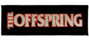 The Offspring Music Band Patch - Name Logo