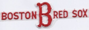 1977-78 BOSTON RED SOX MLB BASEBALL SPORTSTRIPE EMBROIDERED PATCH. Sew on or Iron on.
