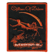 Children of Bodom Hate Crew Embroidered Patch