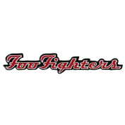 Foo Fighters Logo Embroidered Patch