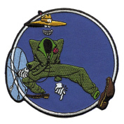 The Grateful Dead Shakedown Dude Embroidered Patch