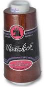 Maxi Lock All Purpose Thread Cinnamon 3000 YD Cone MLT-016