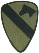 U.S. Army 1st Cavalry Division Patch