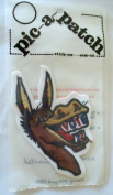 Vintage Donkey Democrat Vote Patch