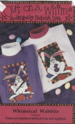 Whimsical Wabbits Pattern for Machine Stitched or No Sew Applique