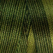 Valdani Multi-Colour Thread ~ Green ~ Olive Green ~ Variegated Quilting Thread 50wt (40wt U.S.) 100% Cotton~ 575yd ~ Olives ~ M19