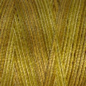 Valdani Multi-Colour Thread ~ Wheat ~ Gold ~ Sage Variegated Quilting Thread 50wt (40wt U.S.) 100% Cotton~ 575yd ~ Harvest ~ M28