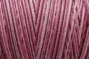 Valdani Multi-Colour Thread ~ Rose ~ Pink ~ Mauve Variegated Quilting Thread 50wt (40wt U.S.) 100% Cotton~ 575yd ~ Roses ~ M14
