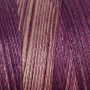 Valdani Multi-Colour Thread ~ Mauve ~ Indigo ~ Variegated Quilting Thread 50wt (40wt U.S.) 100% Cotton~ 575yd ~ Iris Field ~ M2