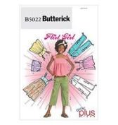 Butterick Pattern #B5022 SIZE