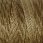 Valdani Multi-Colour Thread ~ Tan ~ Beige ~ Sand Variegated Quilting Thread 50wt (40wt U.S.) 100% Cotton~ 545yd ~ Aged White Medium ~ P3