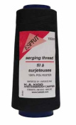Esprit Polyester Serger Sewing Thread 1640 Yard Cone - Black