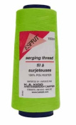 Esprit Polyester Serger Sewing Thread 1640 Yard Cone - Bright Lime Green