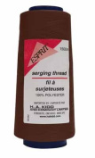 Esprit Polyester Serger Sewing Thread 1640 Yard Cone - Brown