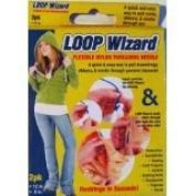 Loop Wizard Flexible Nylon Threading Needle