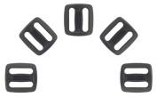 10 3 /10cm Hi Impact Plastic Triglides Slides