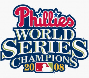 MLB Yankees 2009 World Series Logo Patch