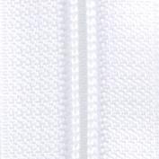 10 Yards Bulk Non-Separating Zipper, with 12 Metal Pulls