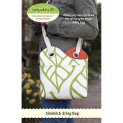 Betz White Patterns-Sidekick Sling Bag