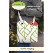 Betz White Patterns-Sidekick Sling Bag