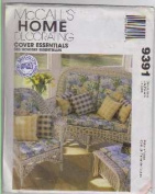 McCall's Home Decorating Pattern 23850cm Cover Essentials""