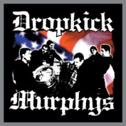 Dropkick Murphys Rock Music Band Patch - Keg Party Logo