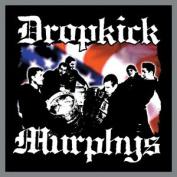 Dropkick Murphys Rock Music Band Patch - Keg Party Logo