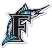 Florida Marlins F MLB Baseball Jersey Sleeve Patch