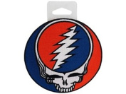 Grateful Dead - Steal Your Face 13cm - Iron on or Sew on Embroidered Patch
