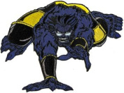 Beast - X-Men - Marvel Comics - Iron on or Sew on Embroidered Patch